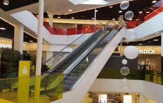 Fönsterputs Västerås Gallerian Igor