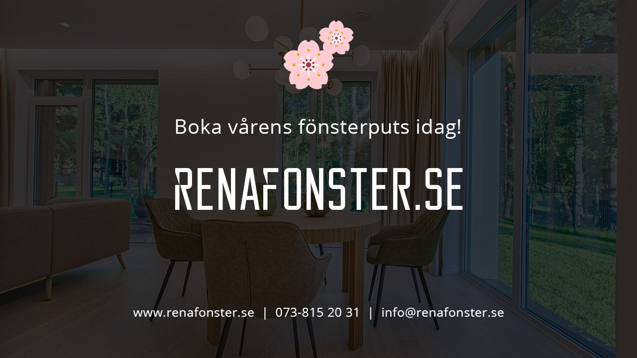 Fönsterputs Eskilstuna